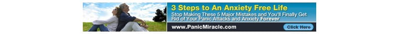 ad banner grow confidence by eliminating anxiety