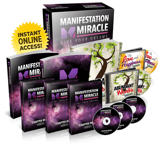 The Secret Ingredient of Manifesting What You Want In Your Life Is One Click Away...